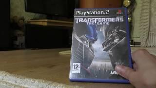 Коллекция игр на Playstation2