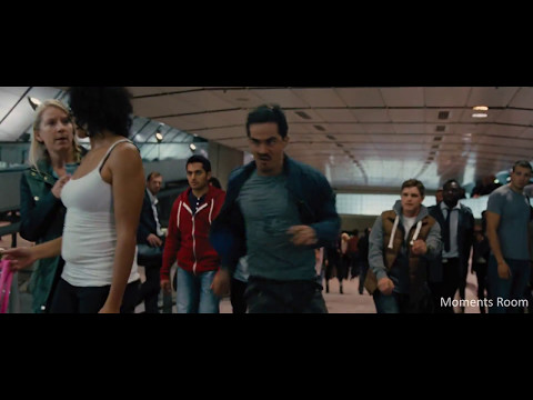 Fight in the subway. Furious 6 (2013)