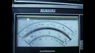 TEST   Potentiometer 500om SPECTROL 10 turn