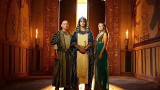Фото со съемок сериала Тут. Тутанхамон (2015)