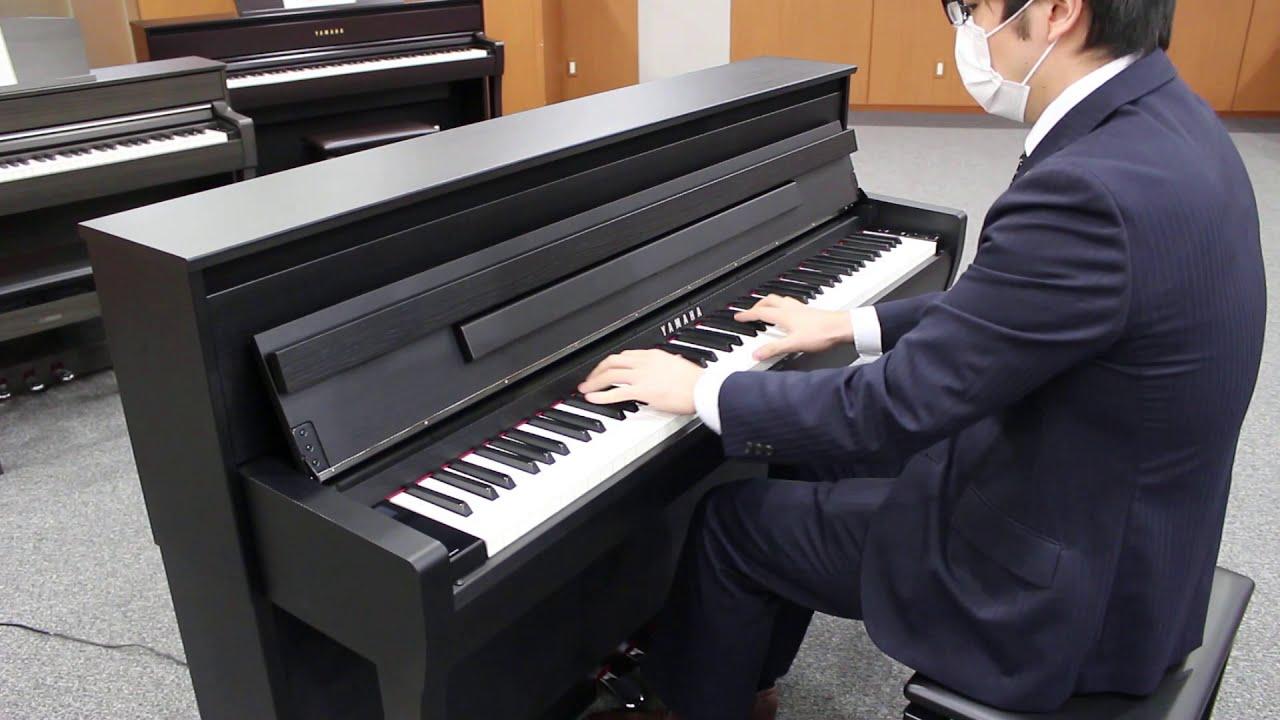 ヤマハのクラビノーバ「CLP-785」の演奏