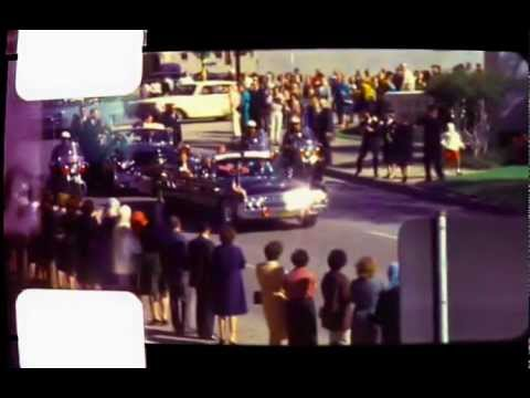 JFK Zapruder Footage: Slowed Down & Enhanced
