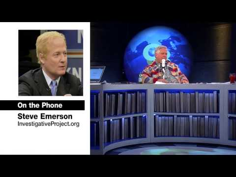 Steve Emerson opens up about controversy | Glenn Beck Radio Program