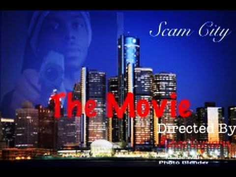 Rizzo Luciano - Scam City: The Movie [Detroit Hood Movie] #ScamCityTM | @RizzoLuciano313