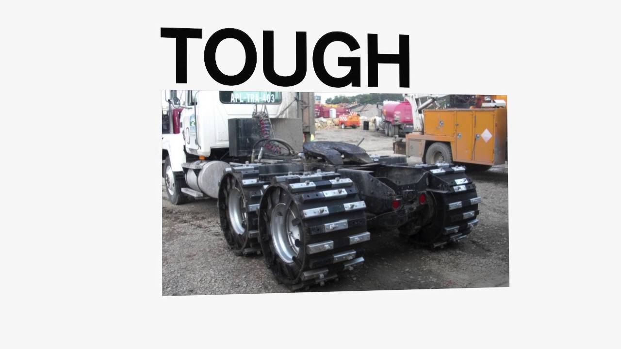 Go Anywhere With The Right Tracks Right Track Systems
