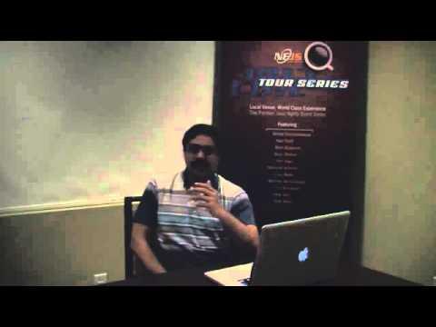 VenkatSubramaniam#12 - HTML 5 Animations - Building True Richness On The Web
