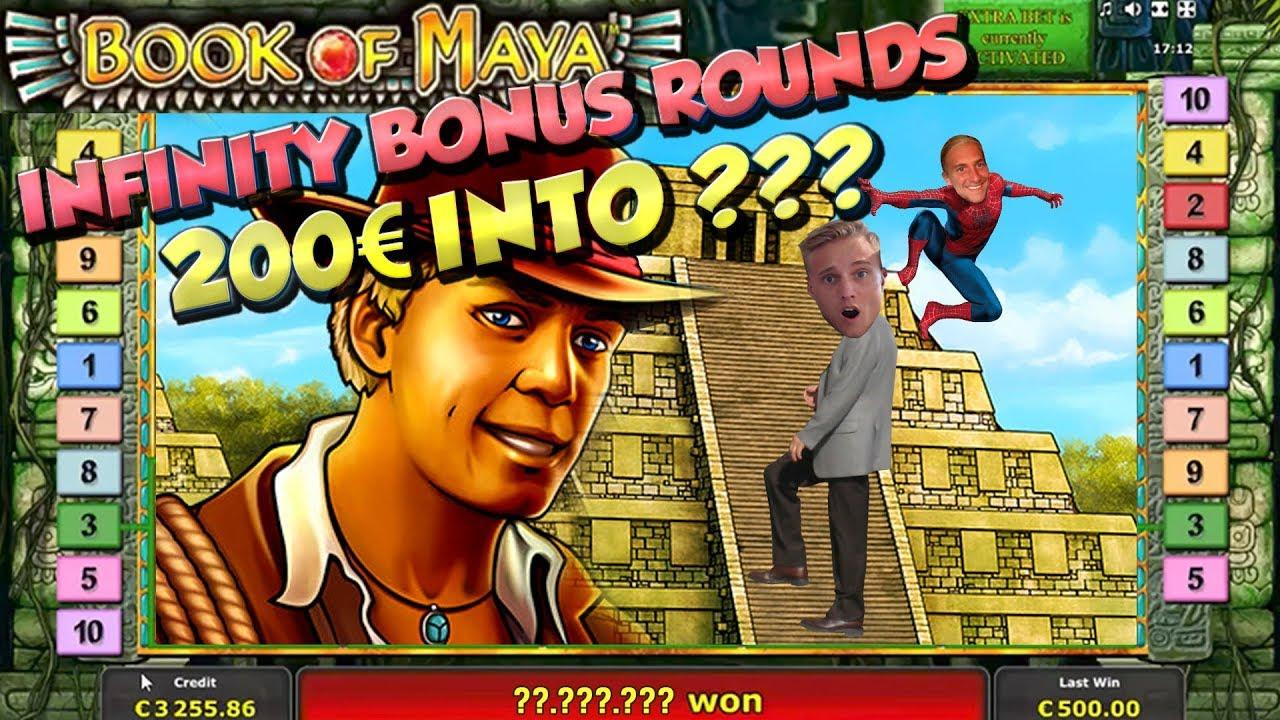 Book Of Maya Online Casino