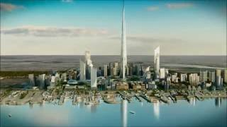 Kingdom Tower (Jeddah Tower) video