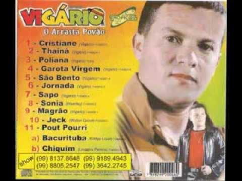 VIGARIO NO REGGAE CD COMPLETO VOL  01 REGGAE