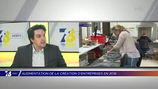 Yvelines | Hausse record du nombre de création d'entreprises dans les Yvelines