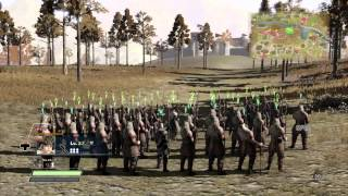Bladestorm Nightmare - Part 11 Conflict at Brittany -  PS4 HD Gameplay