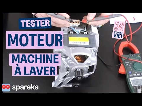 Comment tester le moteur de sa machine laver youtube - Comment installer machine a laver ...