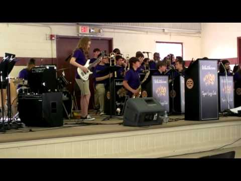 Whitthorne Middle School Jazz Cats