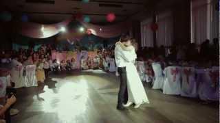 Офигенный свадебный танец!!! Свадебное видео Краснодар