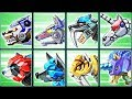 Toy Robot War + Cyber Animals Assembly   Eftsei Gaming