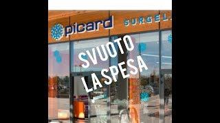 SVUOTA LA SPESA - PICARD CON GROUPON