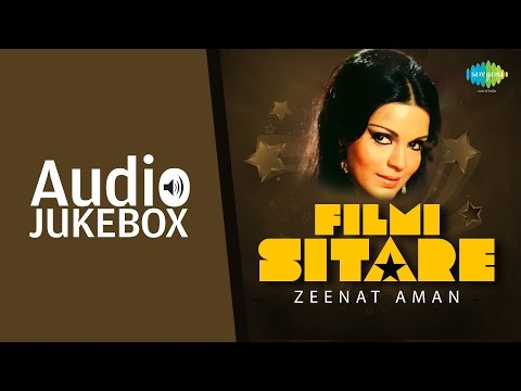 Best of Zeenat Aman Songs | Popular Old Hindi Songs | Audio Jukebox