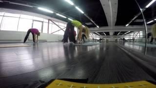 Йогалатес и стретчинг с Натали Тарасовой
