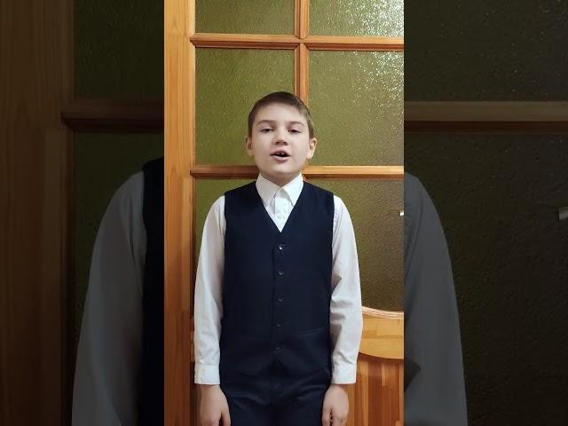 Изображение предпросмотра прочтения – ДмитрийБондарчук читает произведение «Доброе утро» С.А.Есенина