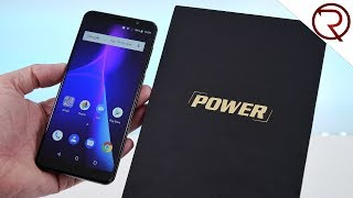 Cubot Power Smartphone Unboxing - Android 8.1, 128GB ROM, 6GB RAM