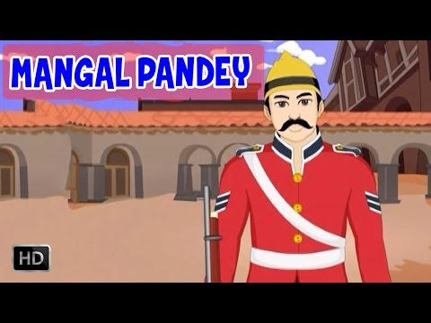 Mangal Pandey & The Sepoy Mutiny - Full Movie - Animated Stories for Kids