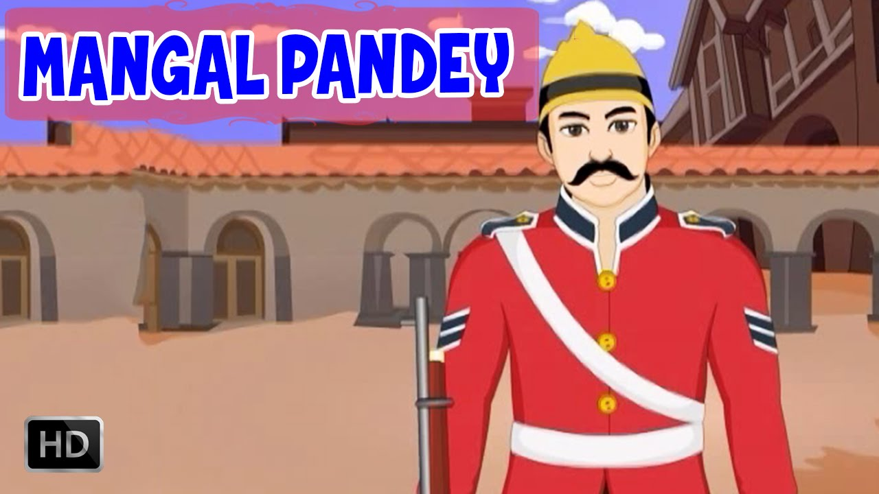 Download Mangal Pandey & The Sepoy Mutiny - Full Movie - Animated Stories for Kids