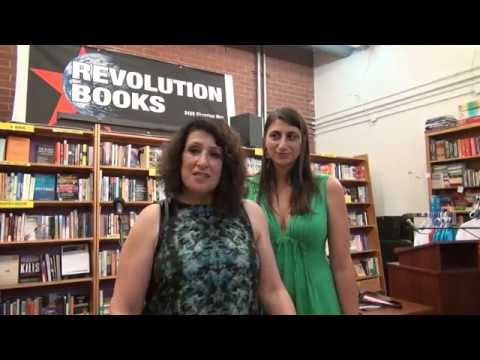 Poet Elmaz Abinader & journalist Tara Dorabji Pledge RESISTANCE TO MASS INCARCERATION…