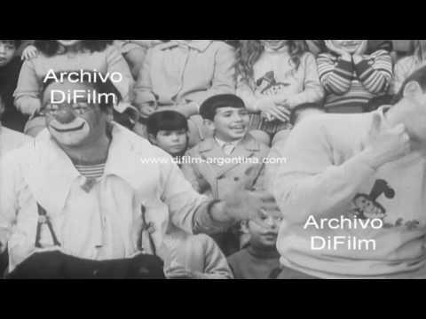 programa El Club de Hijitus sin sonido 1972