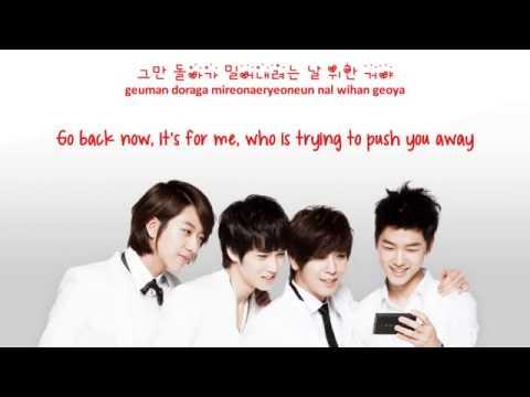 CNBLUE Love Is Eng Sub + Romanization + Hangul HD
