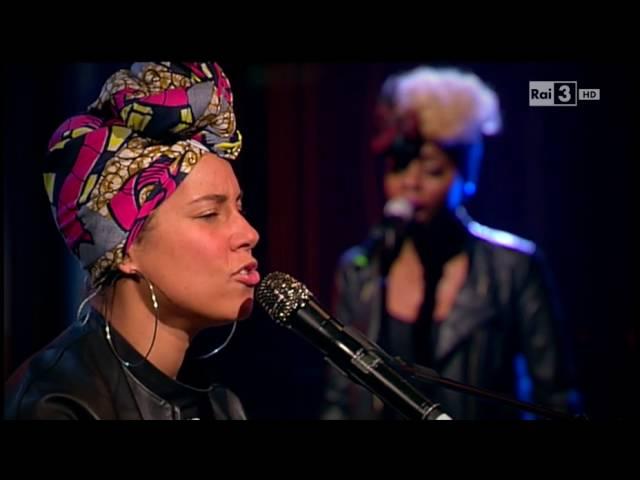 alicia-keys-hallelujah-che-tempo-che-fa-12-06-2016-rai