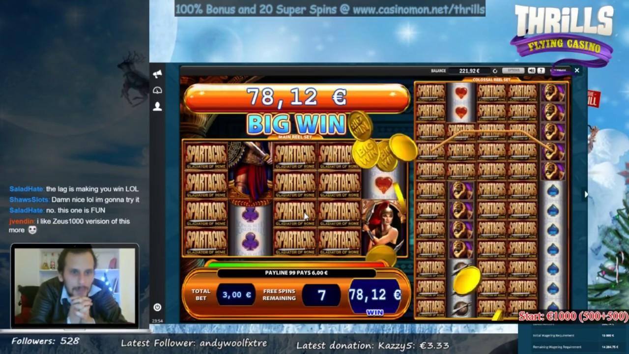 Biggest Slot Wins
