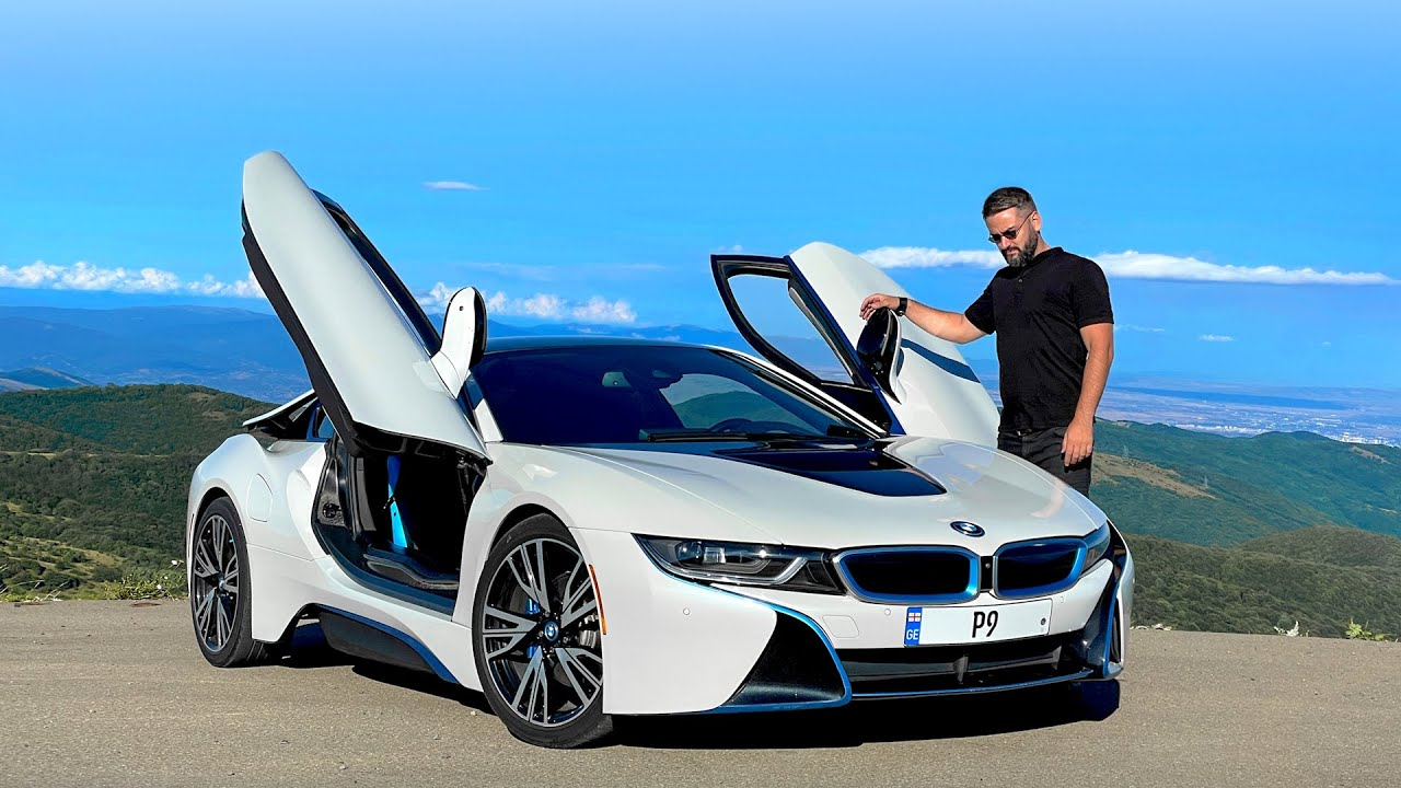 უტდ – BMW i8 – რისთვის არის შექმნილი?