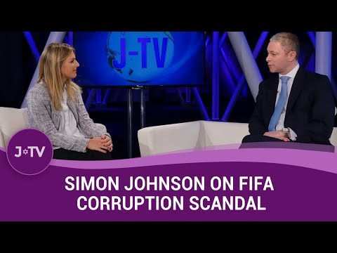 Soccer Mogul Simon Johnson on FIFA Corruption and more | Movers & Shakers | J-TV
