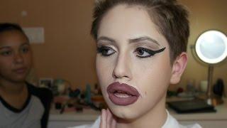 My Best Friend Does My Makeup! | Brendan Jordan