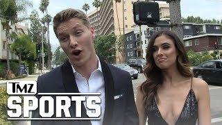 Racing Star Josef Newgarden Praises Danica Patrick With Super Hot Girlfriend   TMZ Sports