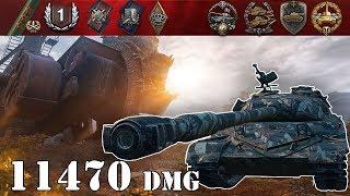 World of Tanks / WZ 111 5A .. 11470 Dmg