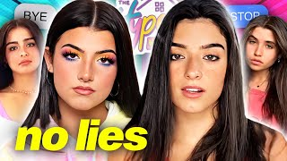 Charli & Dixie SPEAK OUT On Nessa & Chase, Addison Rae DISAPPEARED, Peaches IS SCARED..