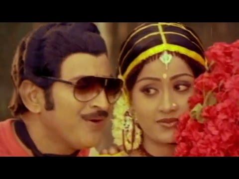 Agniparvatham Movie || Ee Gaali Lo Video Song || Krishna,Vijayashanti