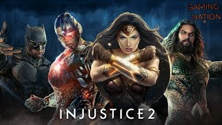 Injustice 2 Ios/Android Gameplay/Review & Walkthhrough [Droid Nation]