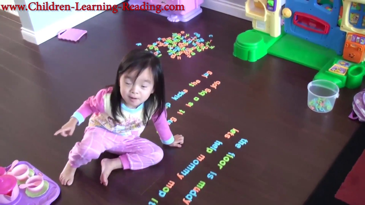 ABC Foam Alphabet Letters & Book Reading By My Baby/How To Raise A Genius Child/2-7 Year Olds Proof