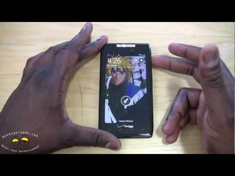 Motorola Droid Razr & Razr Maxx Android 4.0 update- Review