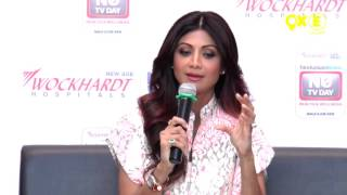 Shilpa Shetty Shares Her Experience about Big Brother's Journey