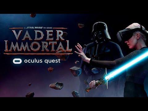 Star Wars : Vader Immortal - Oculus Quest