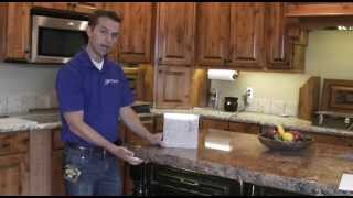Kitchen Led Under Cabinet Lighting - Premier Woodworking