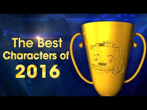 [2016 Tayo Award] The Best Characters l The Best Shows l 2016