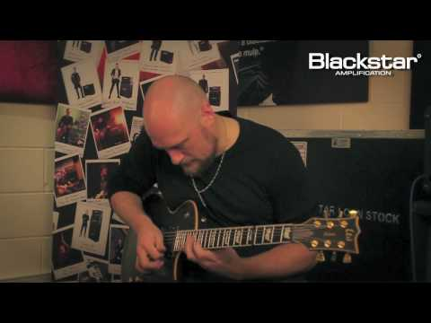 Andy James jams with the Blackstar HT-DUAL two-channel distortion pedal