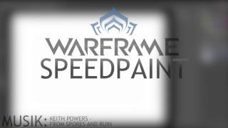 From Spores and Ruin -- Warframe Soundtrack (+ SpeedUp Painting)
