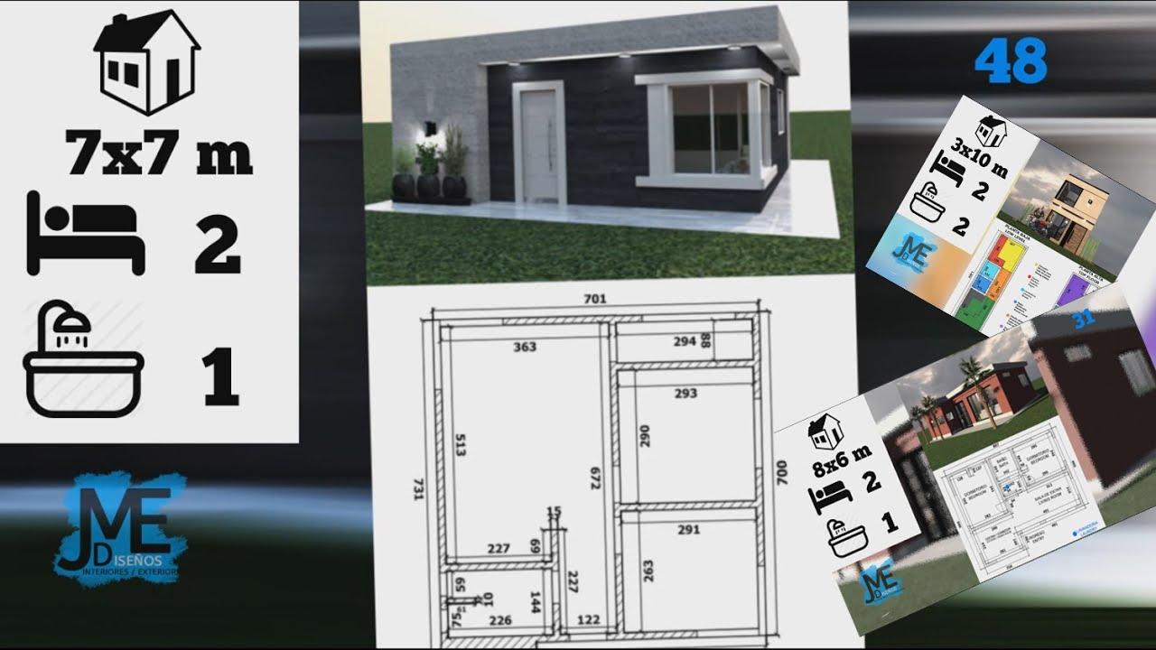 Planos de casas / House plans (Selection 2020)