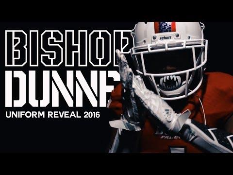 Bishop Dunne Football 2016 | Uniform Reveal