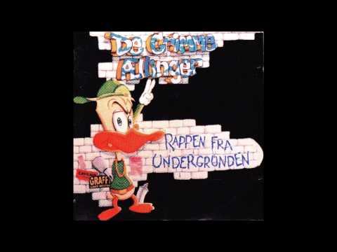 De Grimme Ællinger - Rappen Fra Undergrunden (Full Album)